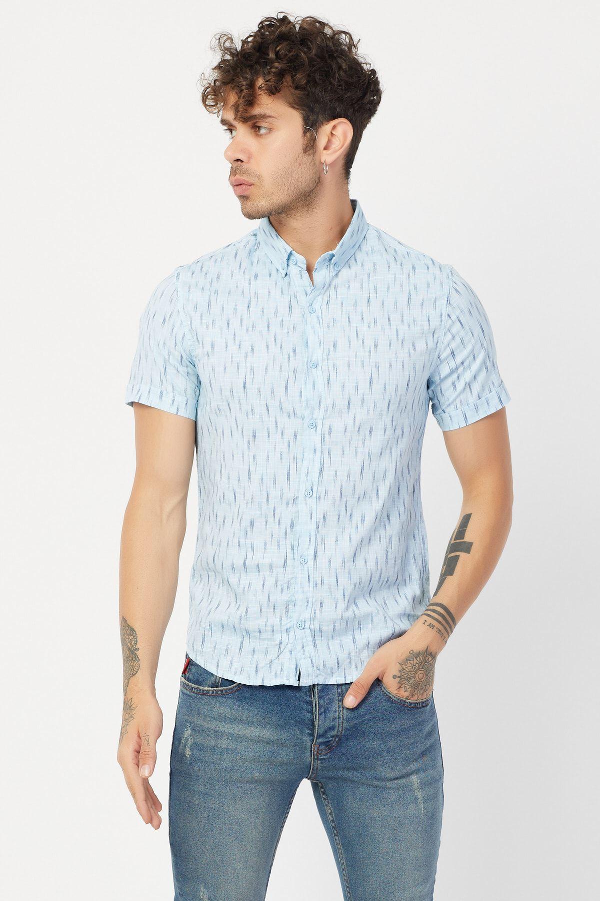 Kısa Kol Gömlek
