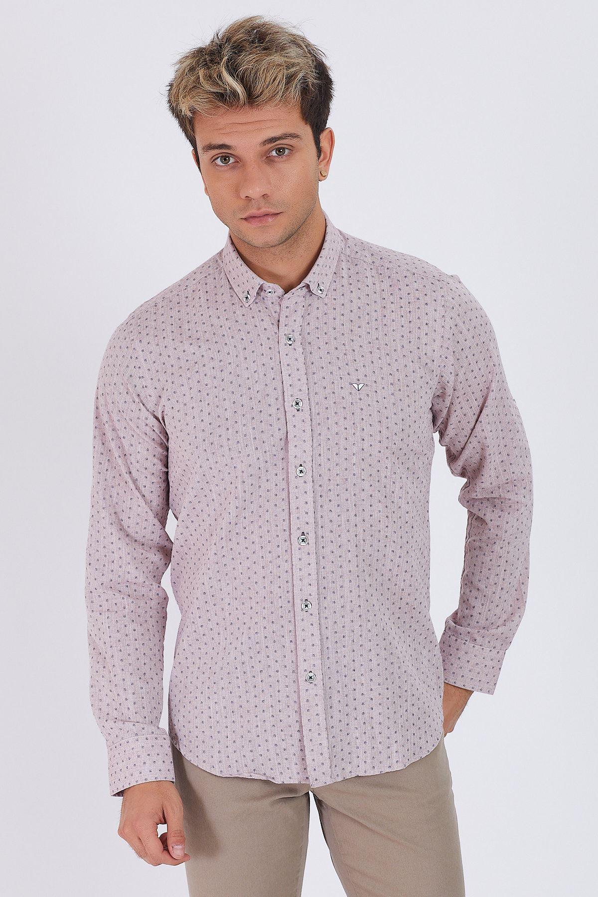 Slim Fit Gömlek