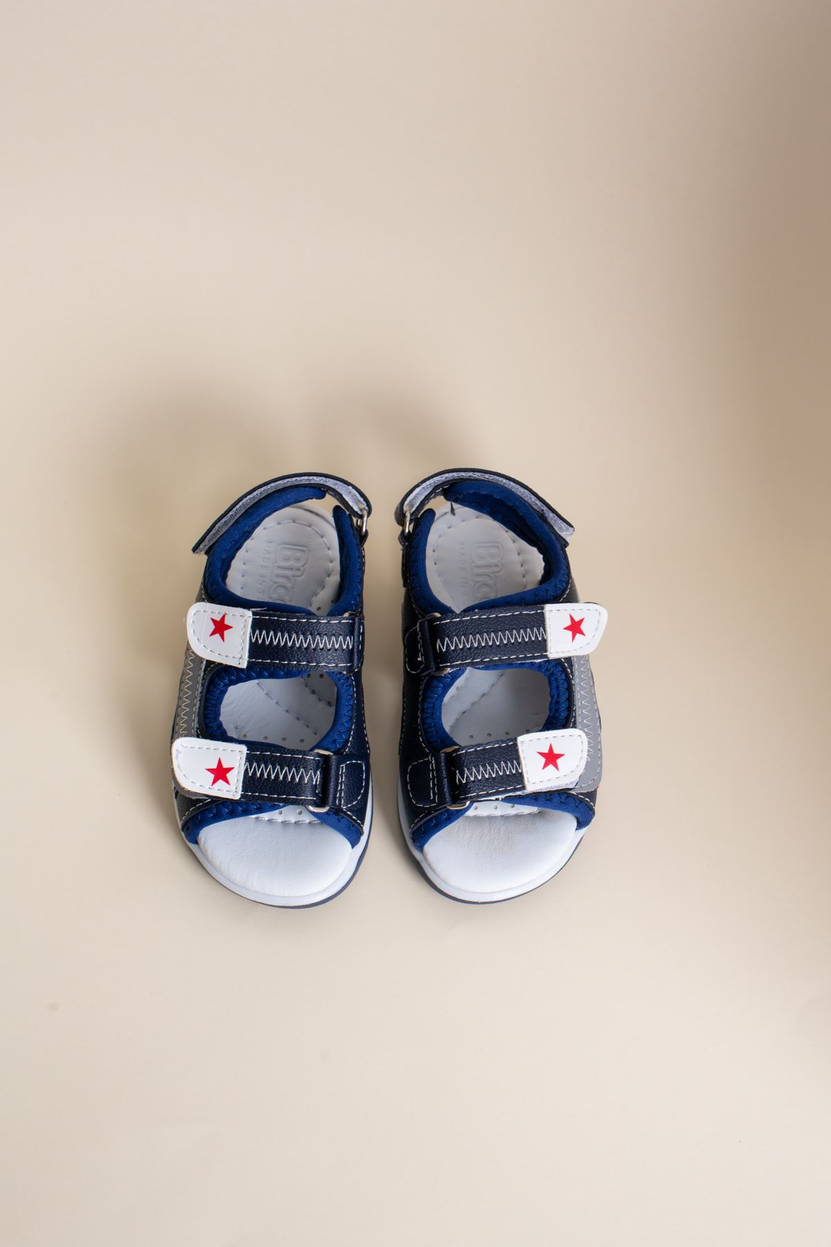 Önü Açık Bebe Sandalet