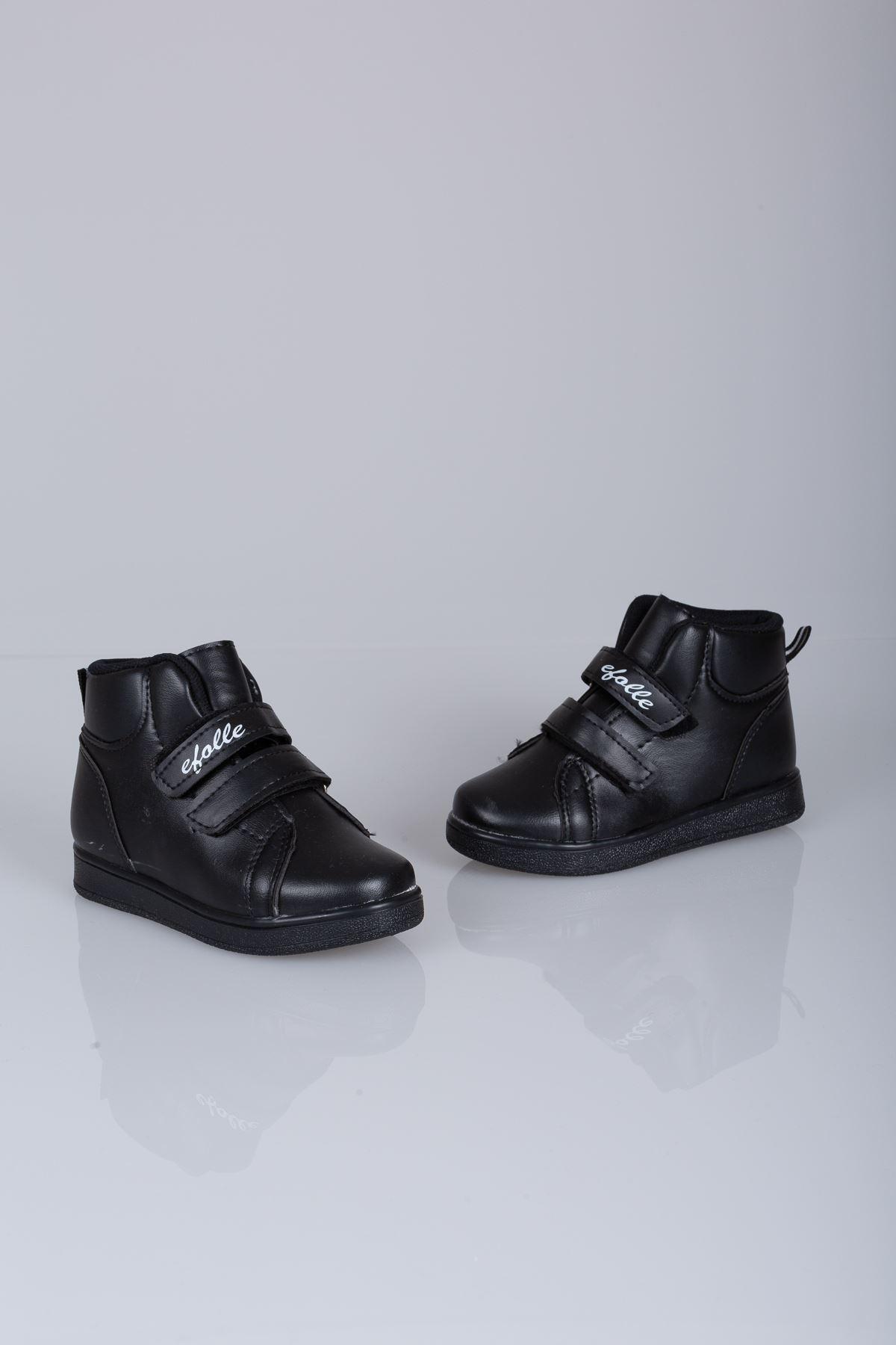 Cırtlı Siyah Tabanı Siyah Bot