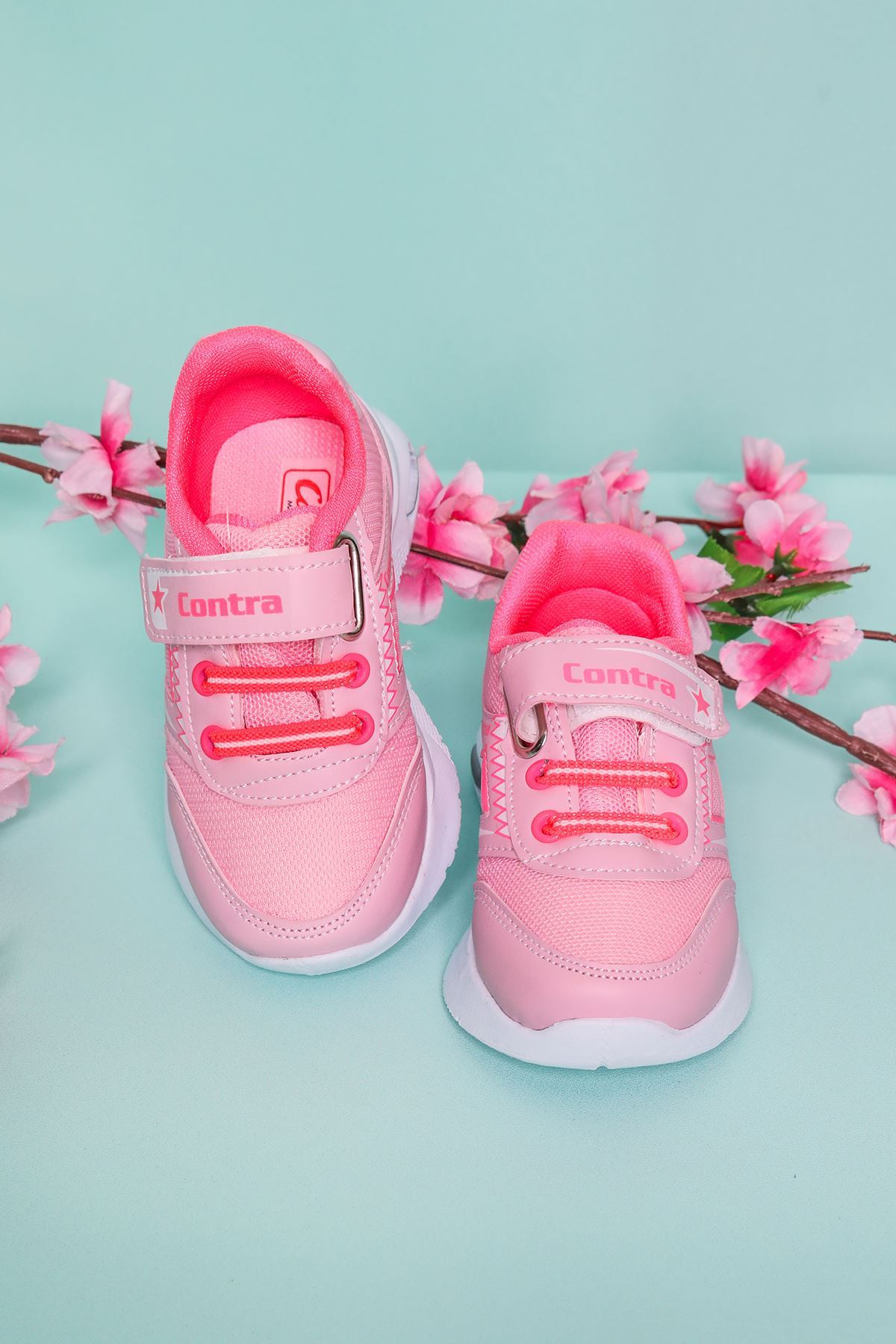Pembe Bebe Spor Ayakkabı