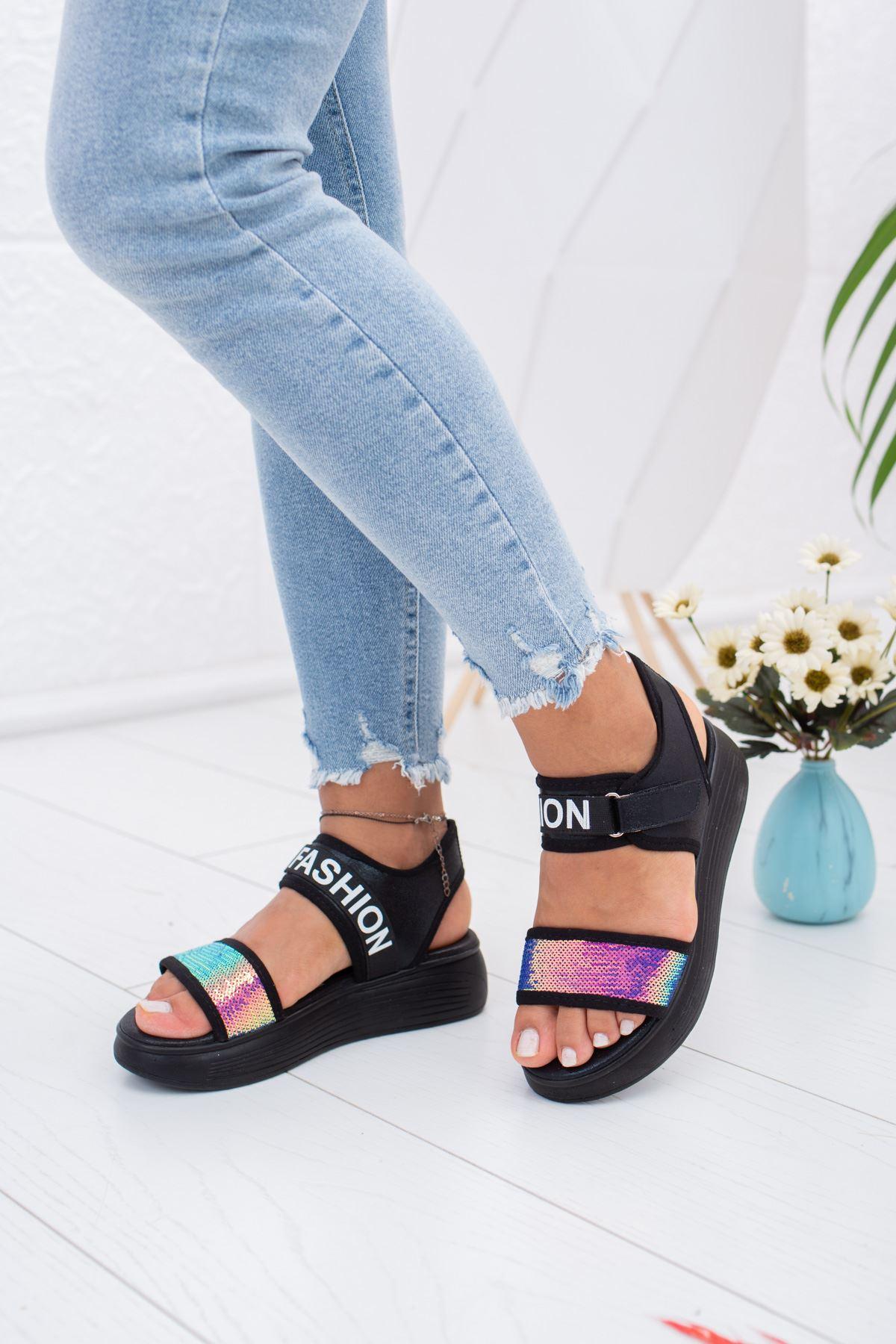 Fashion Spor Sandalet