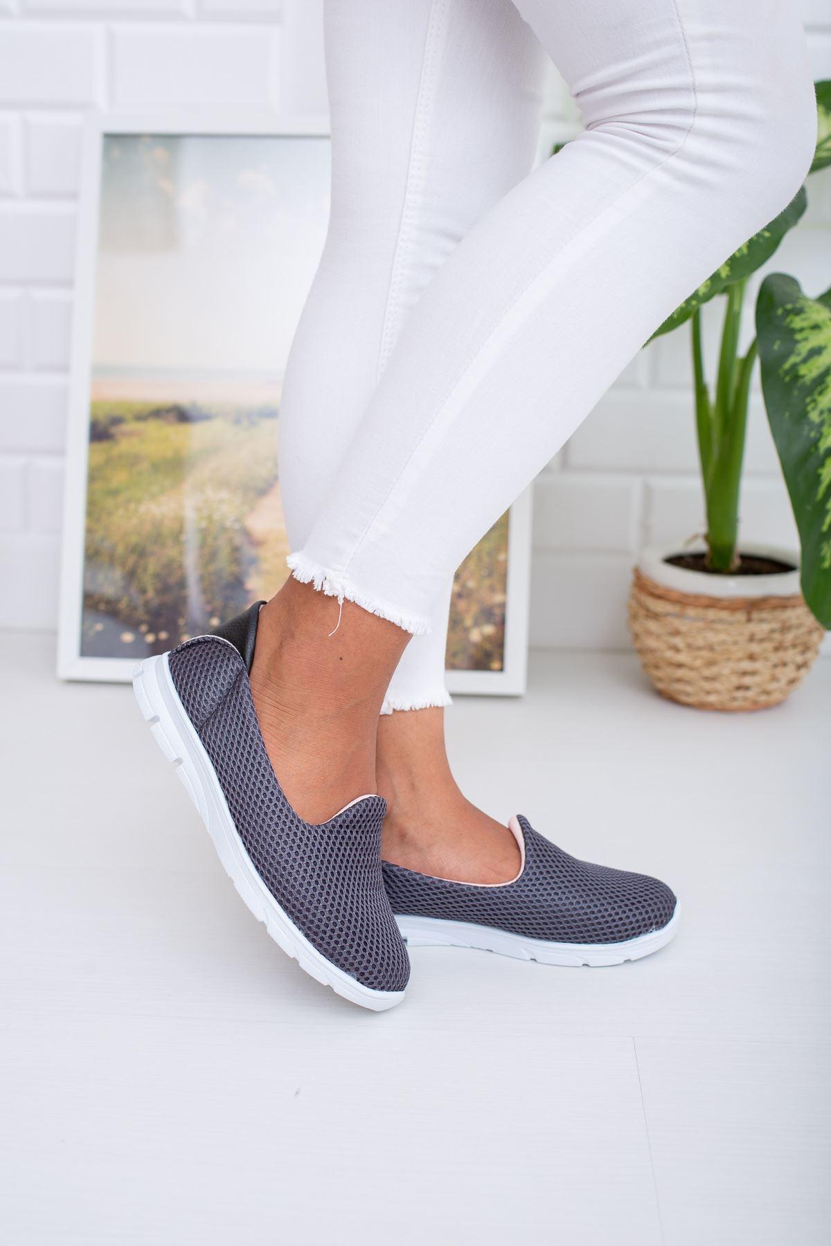 Füme Yürüyüş Ayakkabısı