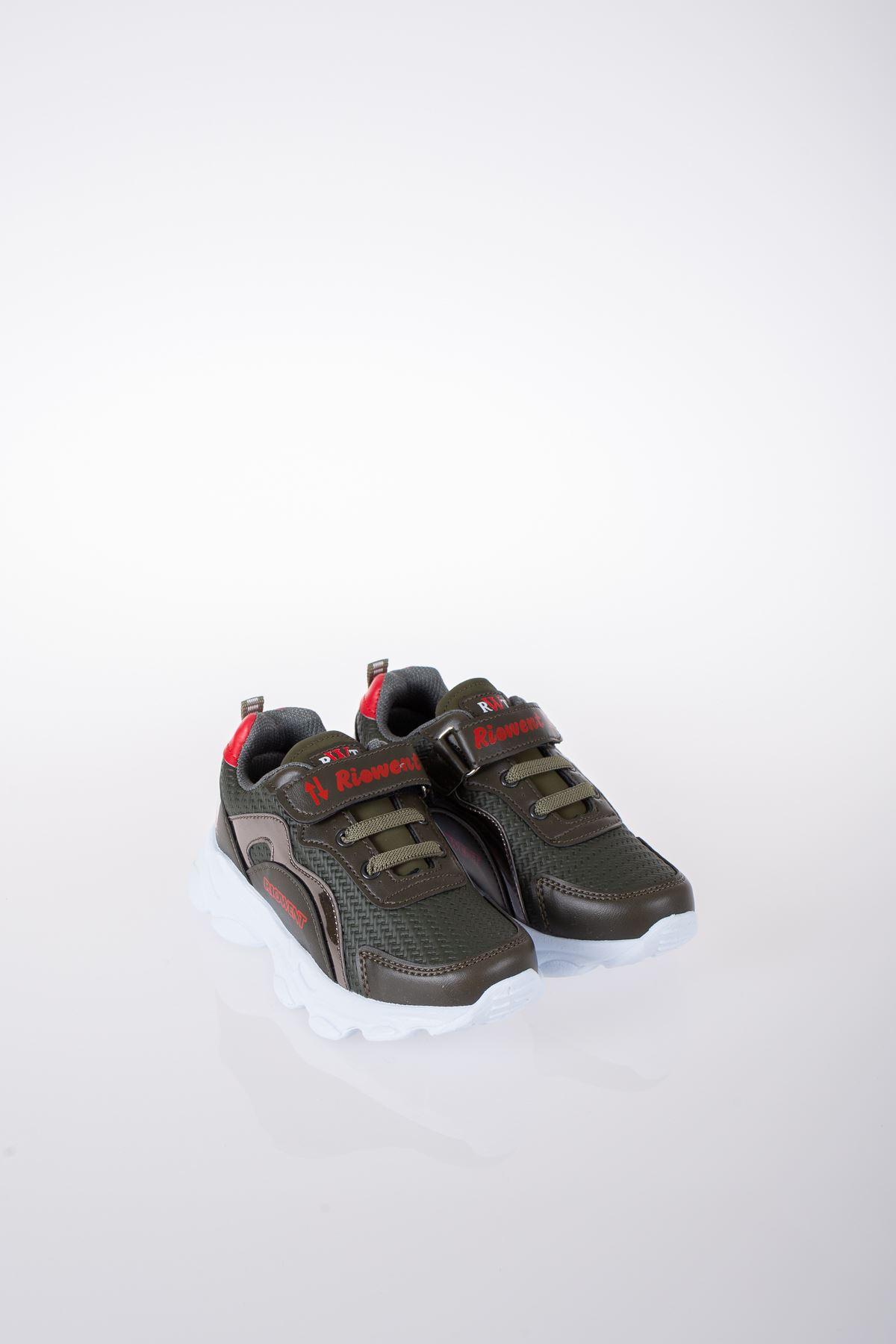 Fileli Çocuk Spor Ayakkabı