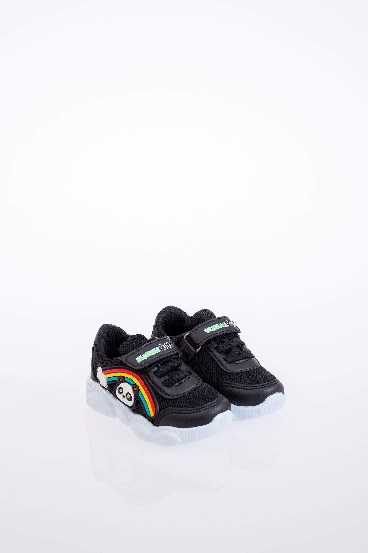 Fileli Bebe Spor Ayakkabı