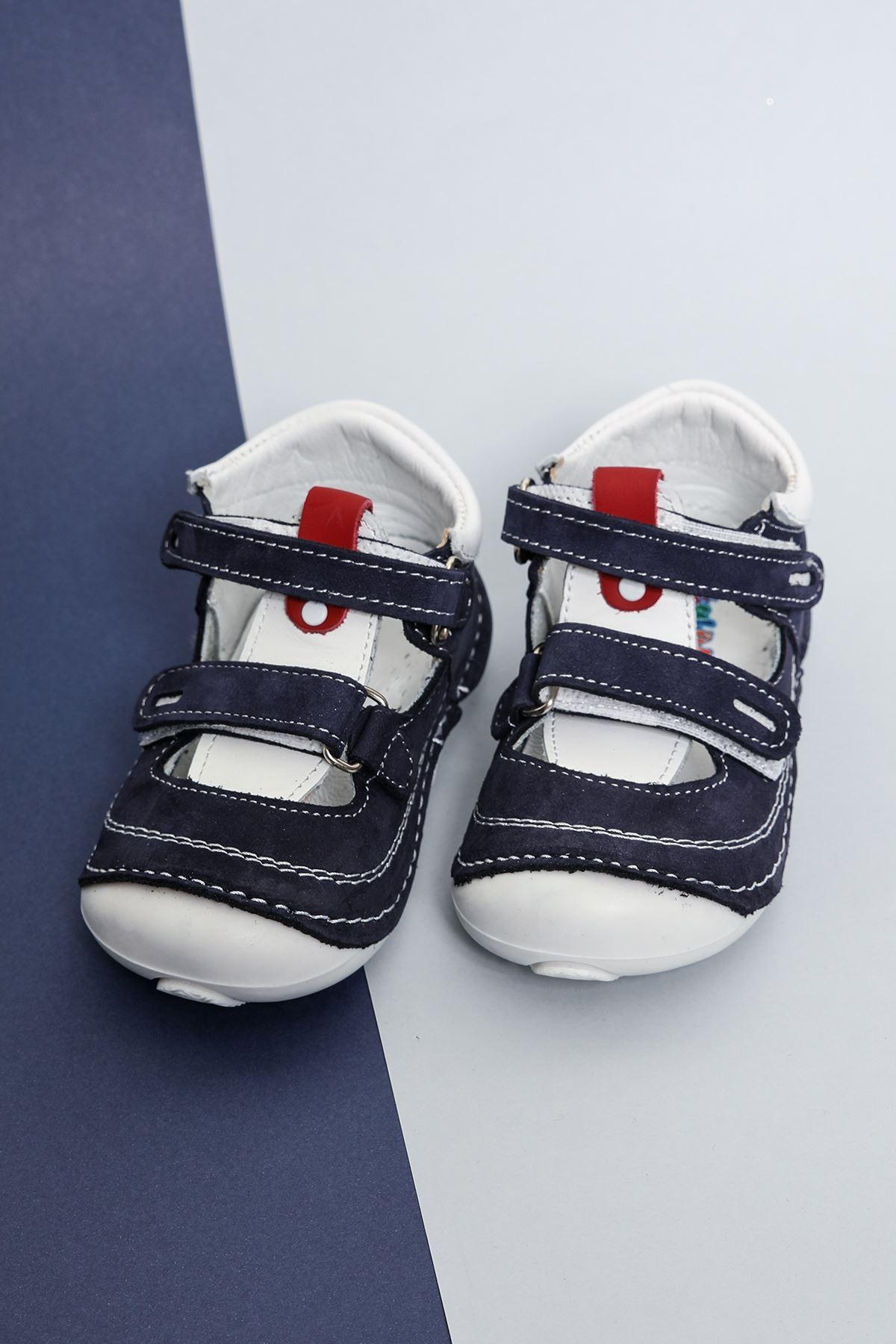 Erkek Bebe Deri Ayakkabı