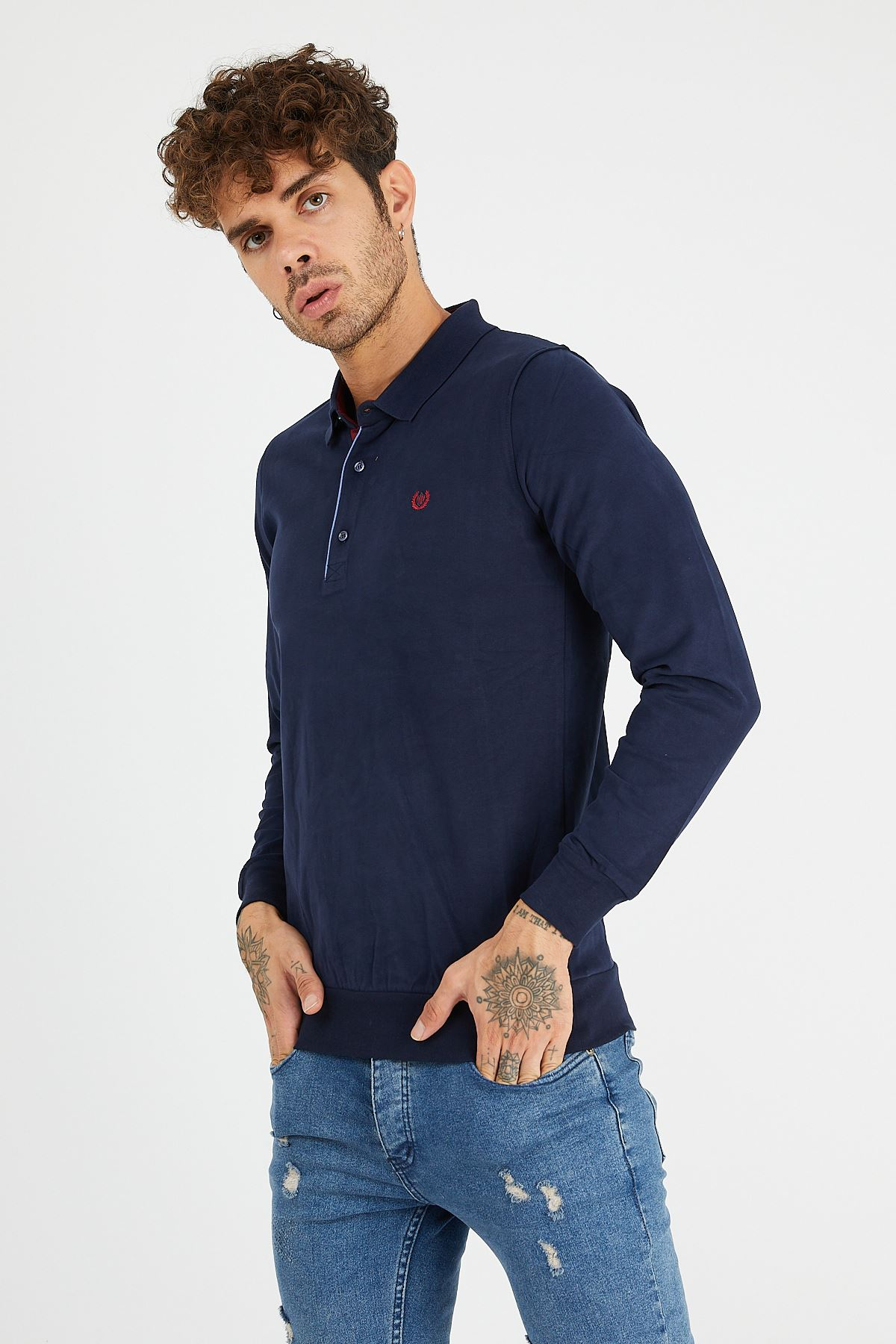 Polo Yaka Sweat