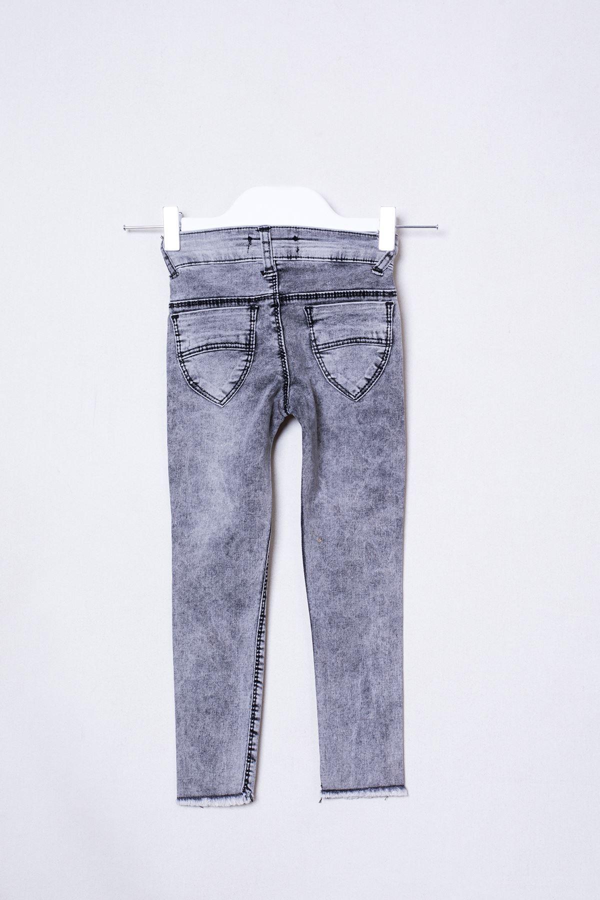 Boncuk Detaylı Pantolon
