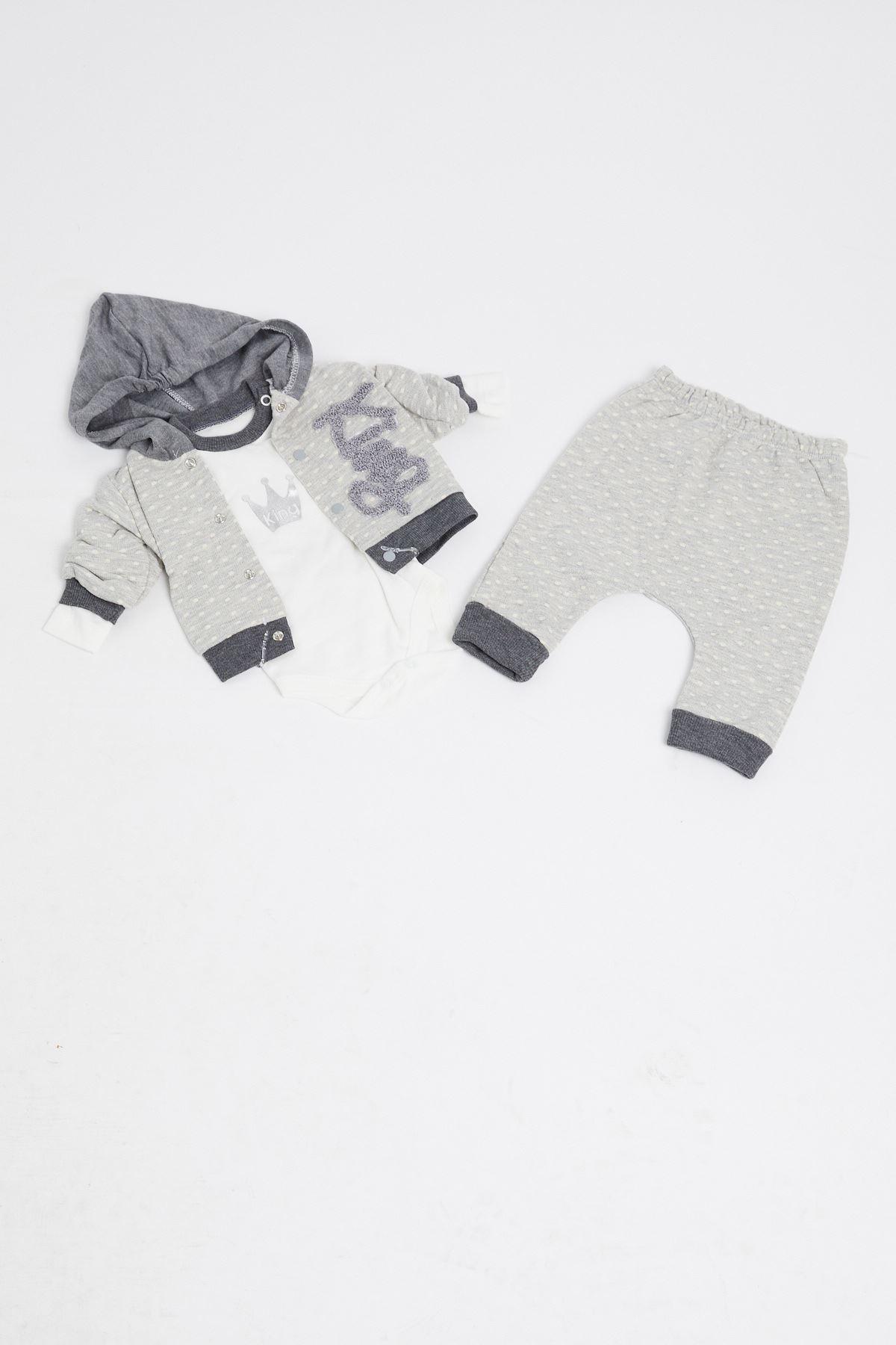 3 Lü Bebe Takım