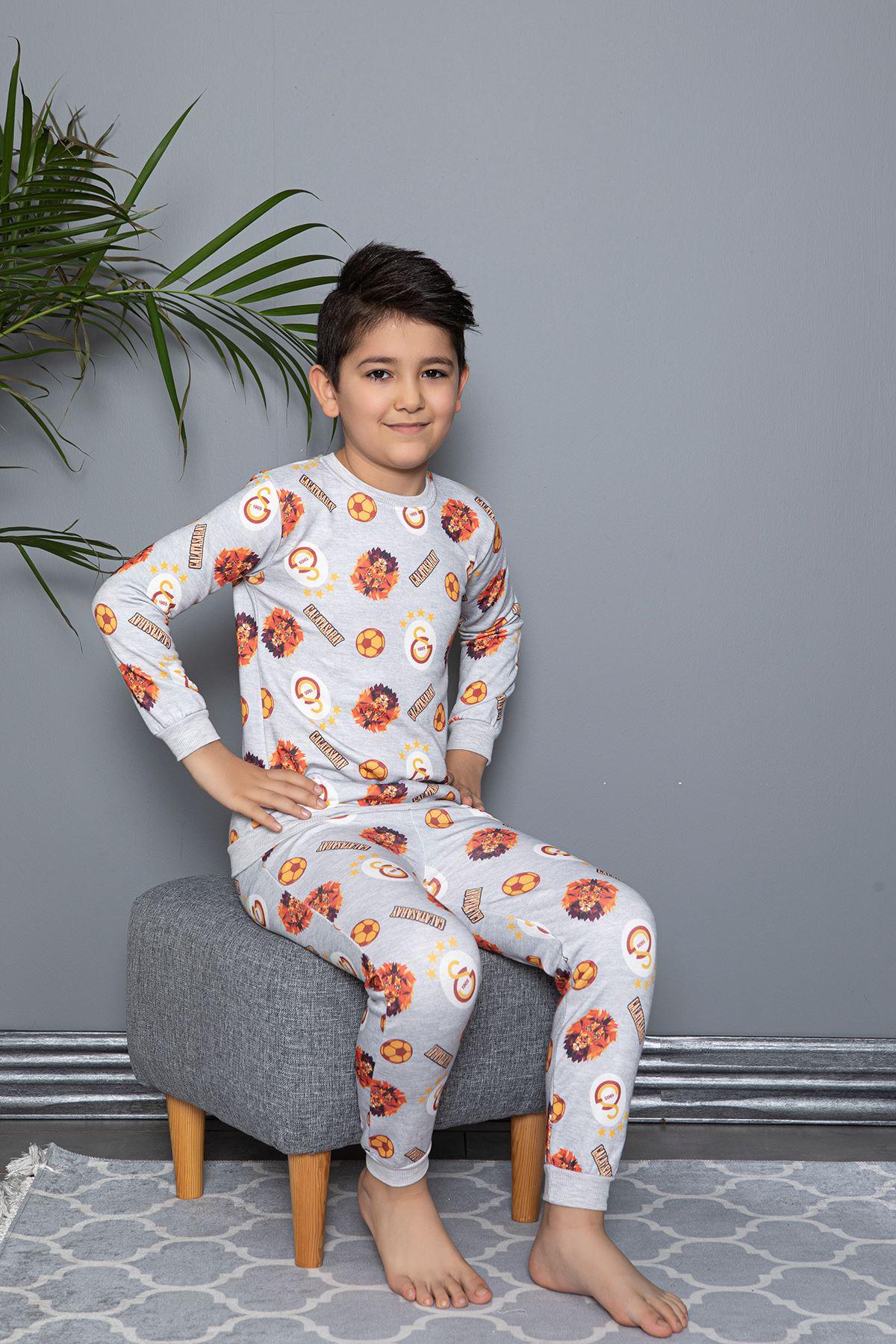 Taraftar Baskılı Pijama Takım