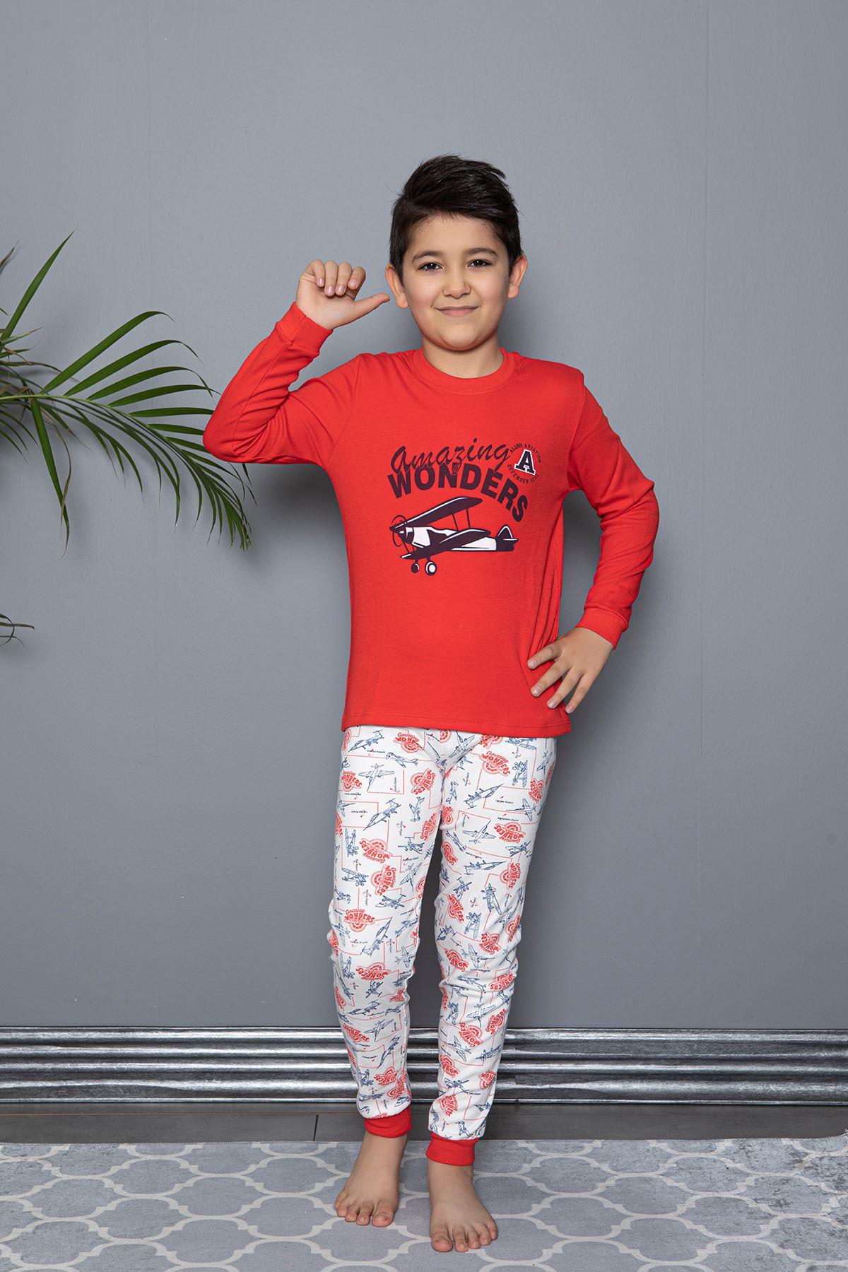 Wolders Baskılı Pijama Takım