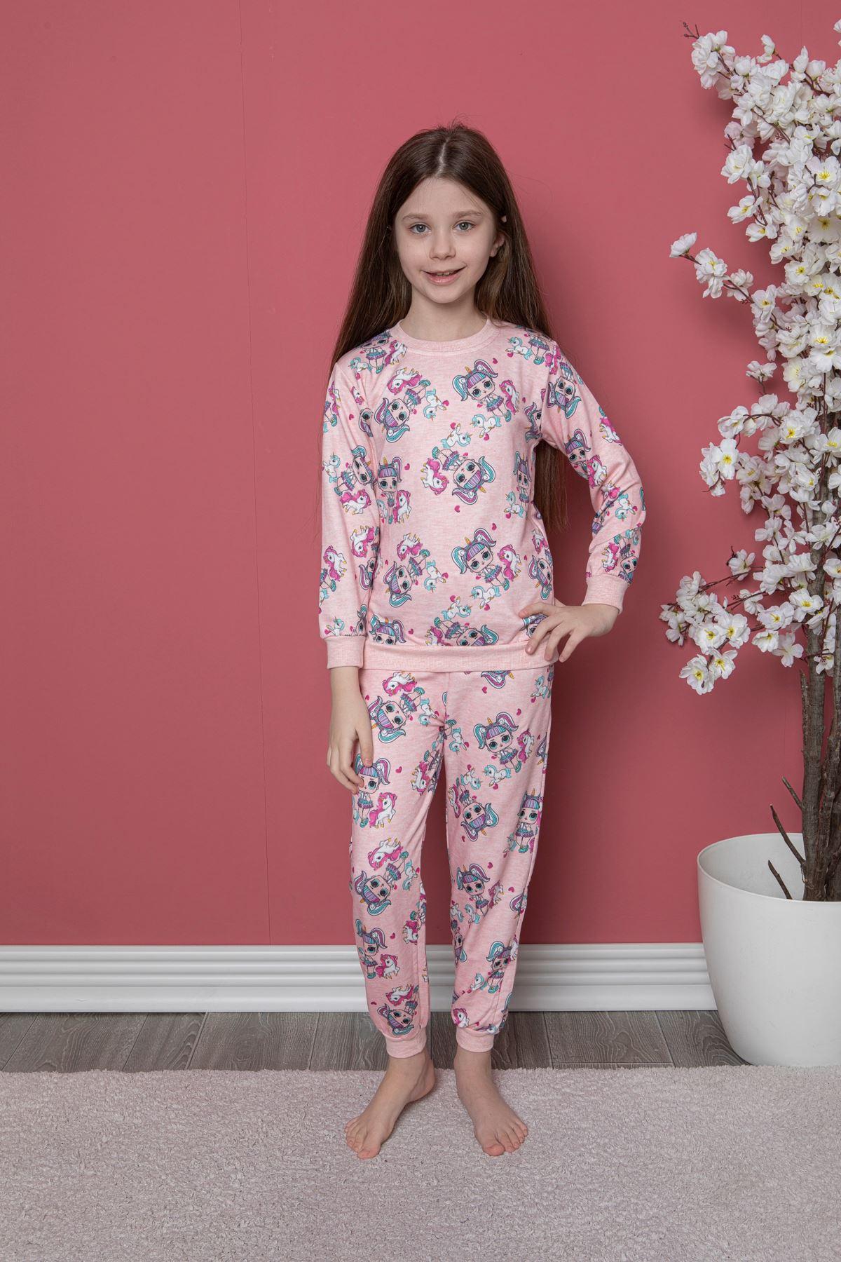 Lol Bebek  Baskı Pijama Takım