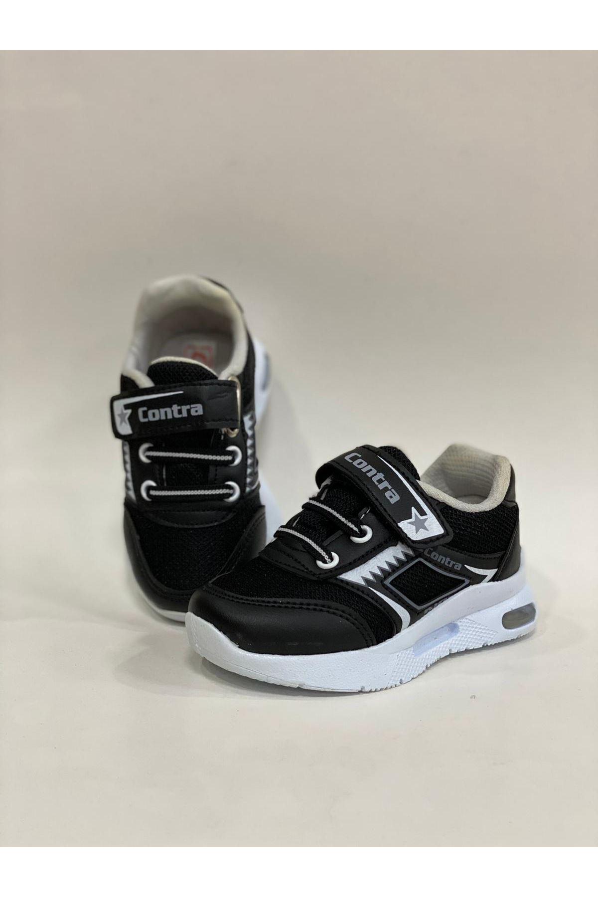 Cırtlı Bebe Spor Ayakkabı