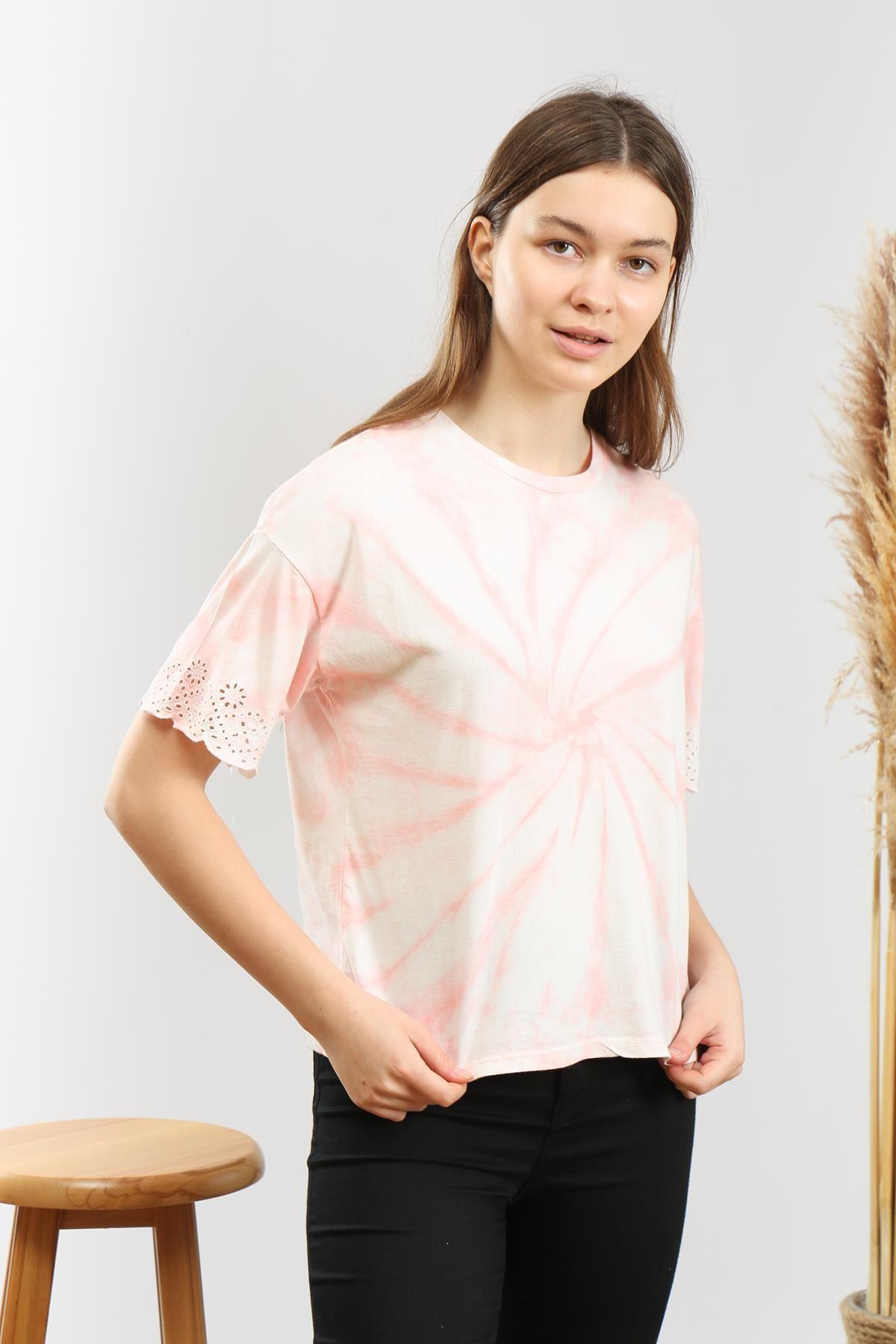 Kolu Fistoli Batik T-shirt